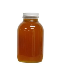 5 lb honey Jar 247x296 - 5 lb. Glass Jar- Case of 6
