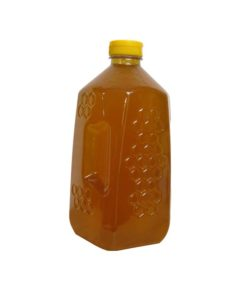 5 lb honey jug 247x296 - 5 lb Plastic Bottle- Case of 6