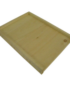 BBA 1 247x296 - Assembled 10-frame Reversible Bottom Board
