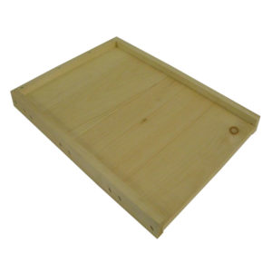 BBA 1 300x300 - Assembled 5-frame Reversible Bottom Board