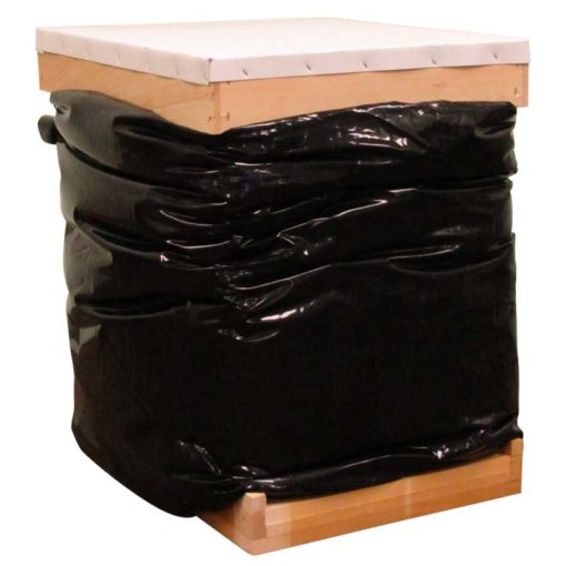 BC2 510x510 - 8-frame, 2-Story Bee Cozy Hive Wrap