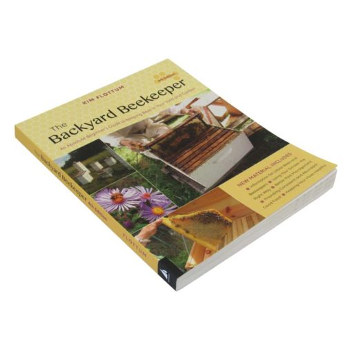 Book The Backyard Beekeeper new edition 510x510 - The Backyard Beekeeper