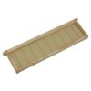 FSAWPWGH 100x100 - Shallow Frame, Assembled without foundation, Wedged Top Bar, Grooved Bottom Bar, Commercial