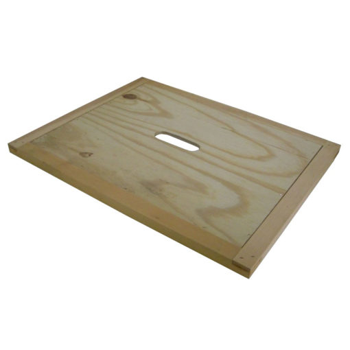 FSICA 2 510x510 - Commercial Unassembled 10-frame Flat-Sided Inner Cover