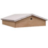 GTA 100x100 - Garden Hive Cover, Rainy Climate, Assembled, 10-Frame