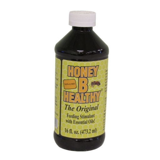 HBHPnew 510x510 - Honey B Healthy - Pint
