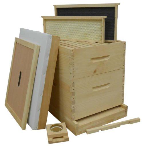 HKA 510x510 - Hive Kit, Assembled, 8-Frame