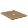 ICA 100x100 - Commercial Unassembled 10-frame Inner Cover
