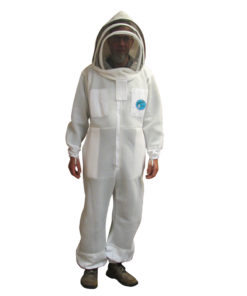 Light vent fencing suit 247x296 - Vented Protector Bee Suit, Fencing Hood
