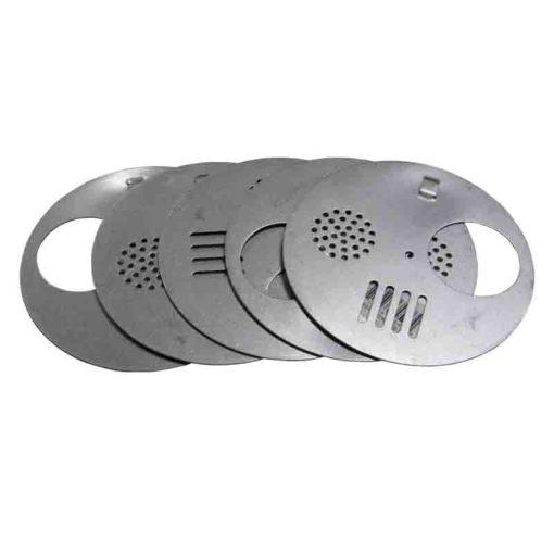 Metal Entrance Discs 510x510 - Steel Entrance Disc