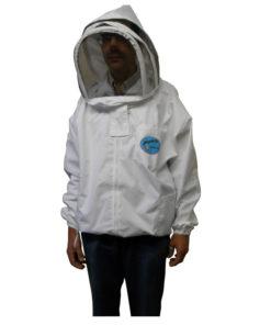 PBJF 247x296 - Protector Bee Jacket - Fencing Hood