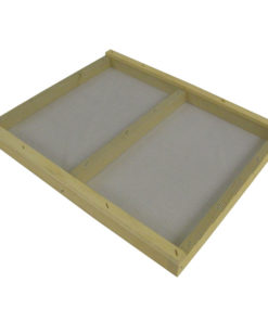 SCA 247x296 - Commercial Assembled 10-frame Screened Inner Cover
