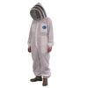 Ventiated suit fencing hood 100x100 - Protector Bee Suit - Fencing Hood