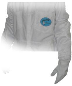 gloves on person 247x296 - Goatskin Gloves