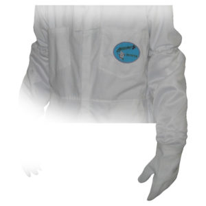 gloves on person 300x300 - Protective Goatskin Gloves