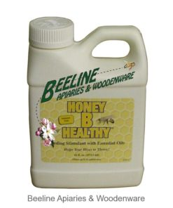 honey b healthy quart 247x296 - Honey B Healthy - Gallon