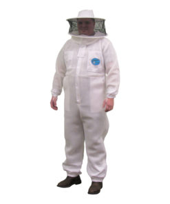 light vent round suit 247x296 - Vented Protector Bee Suit, Round Hood