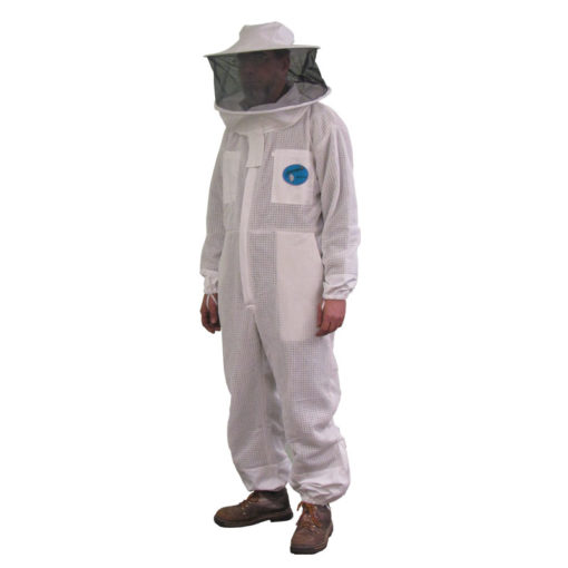 vented suit round hood 510x510 - Protector Bee Suit - Round Hood